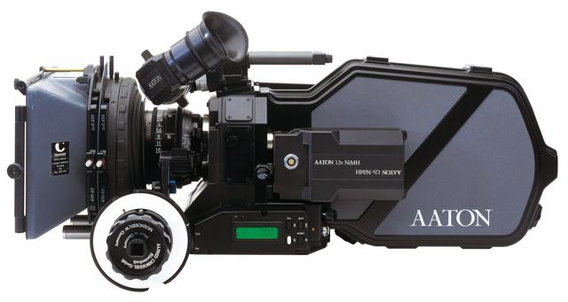 Aaton 35-III Camera