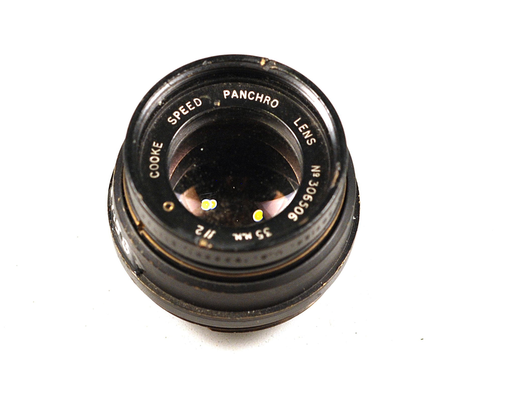 Shotonwhat Cooke Speed Panchro Lenses Page 2
