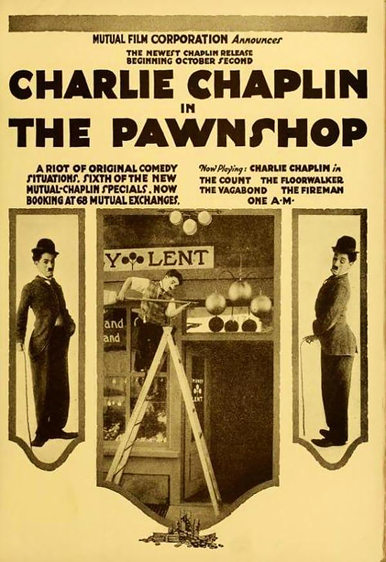 The Pawnshop (1916) (Short) Technical Specifications