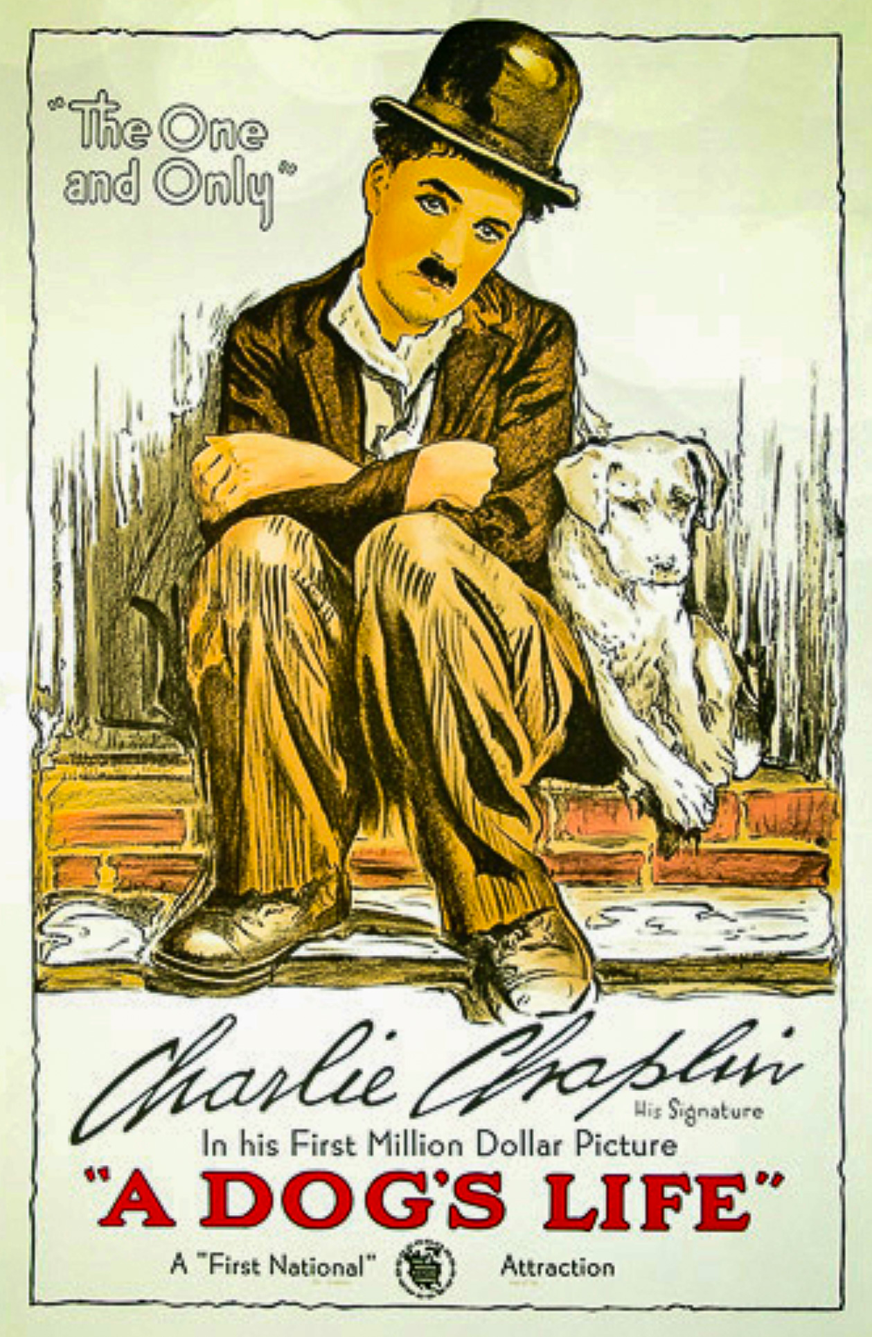 A Dog's Life (1918) Technical Specifications