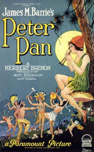 Peter Pan (1924)  Technical Specifications