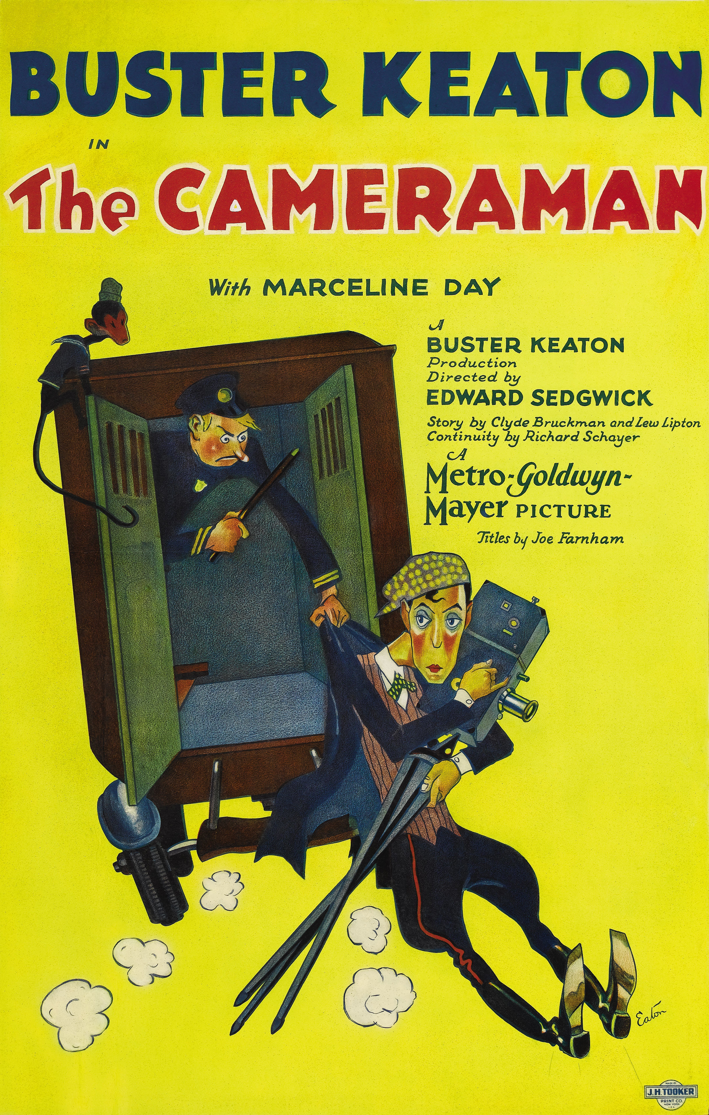 The Cameraman (1928) Technical Specifications