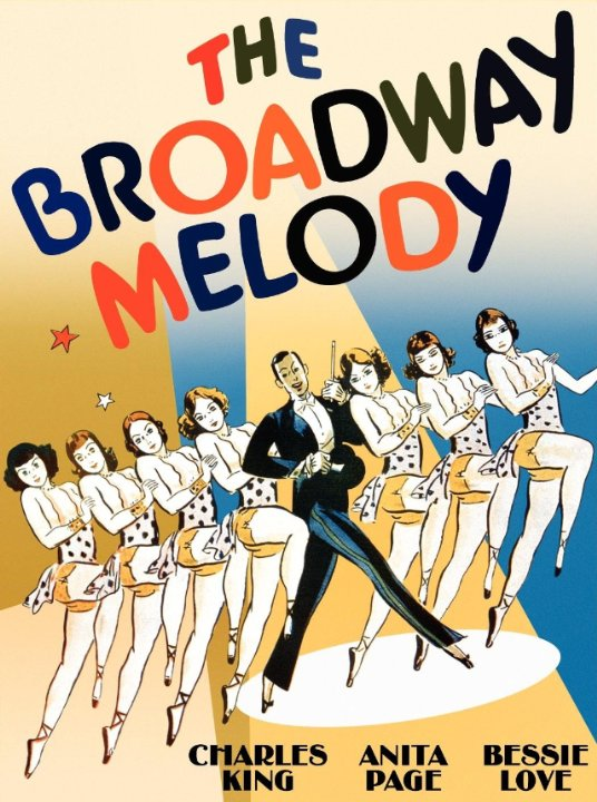 The Broadway Melody Technical Specifications
