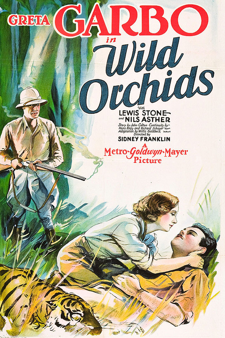 Wild Orchids (1929) Technical Specifications