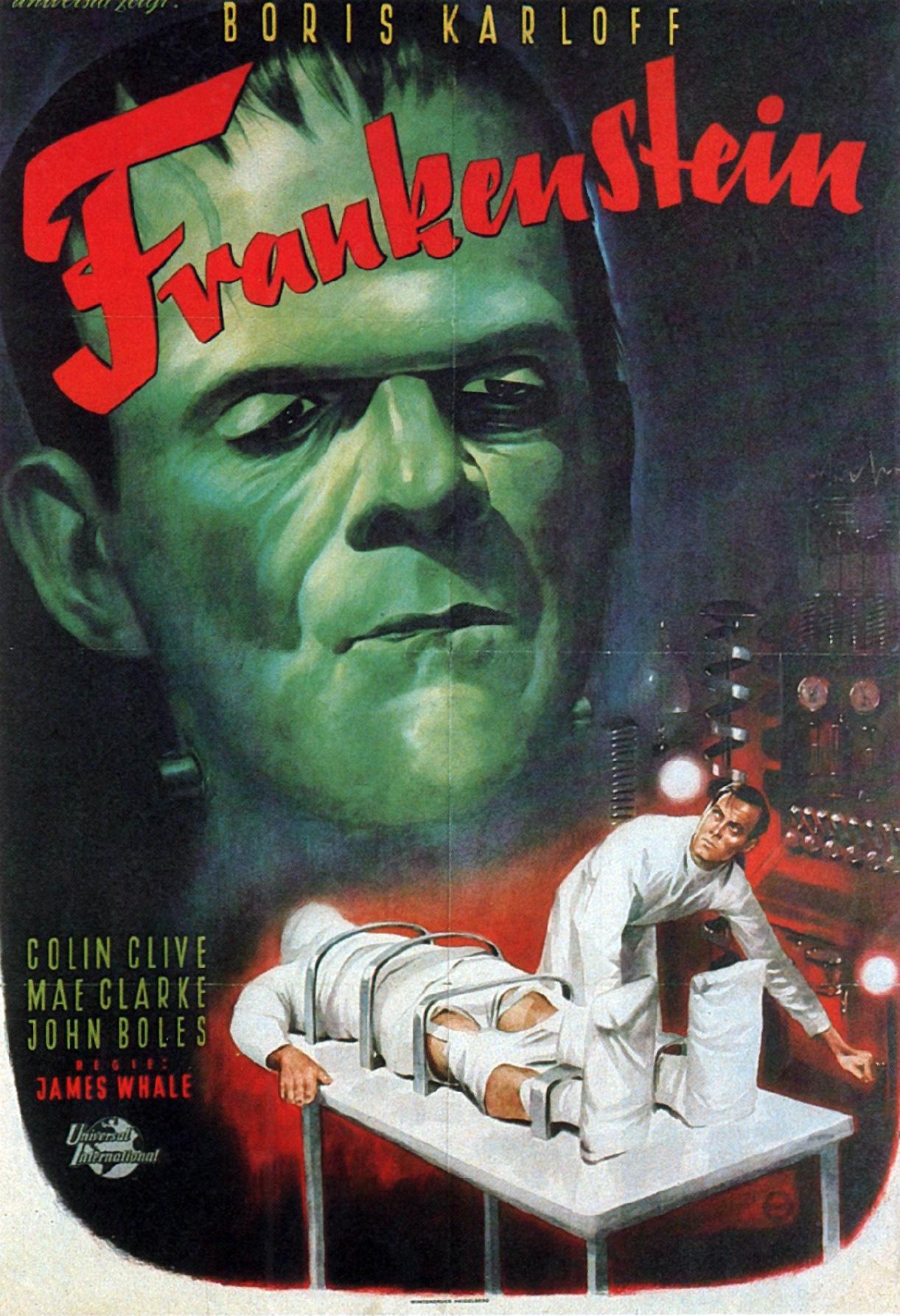 Frankenstein (1931) Technical Specifications