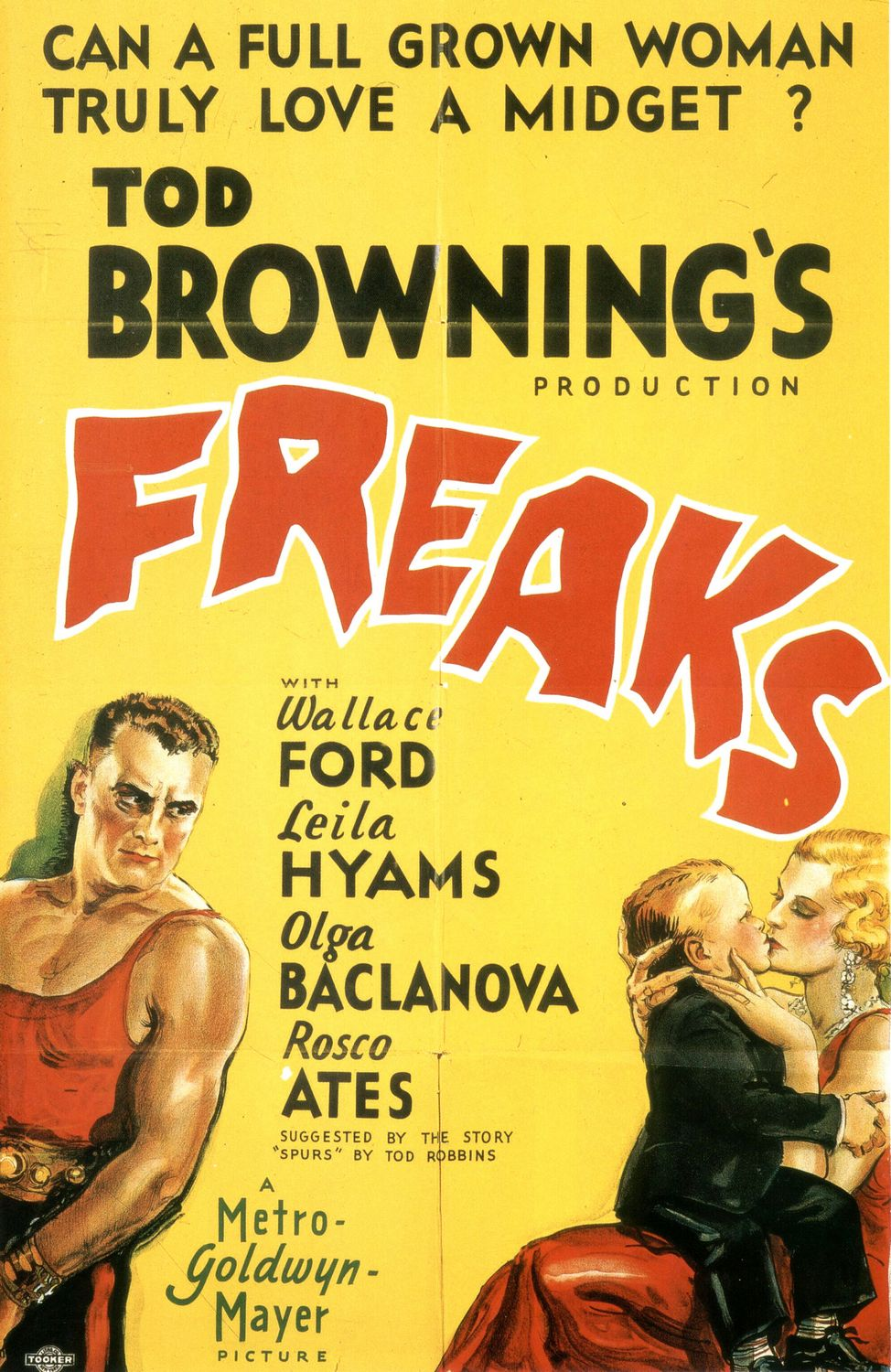 Freaks (1932) Technical Specifications