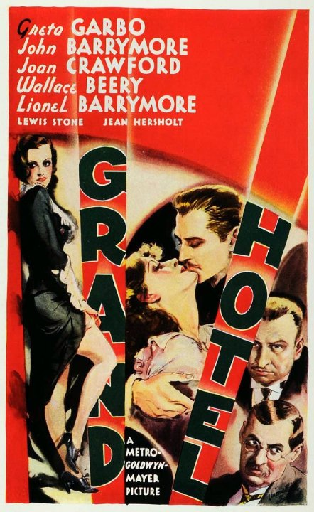 Grand Hotel (1932) Technical Specifications