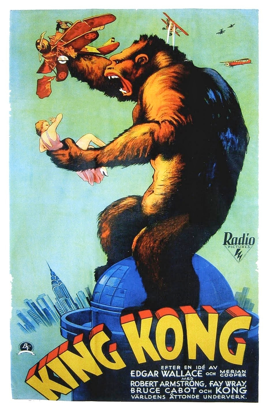 King Kong (1933) Technical Specifications