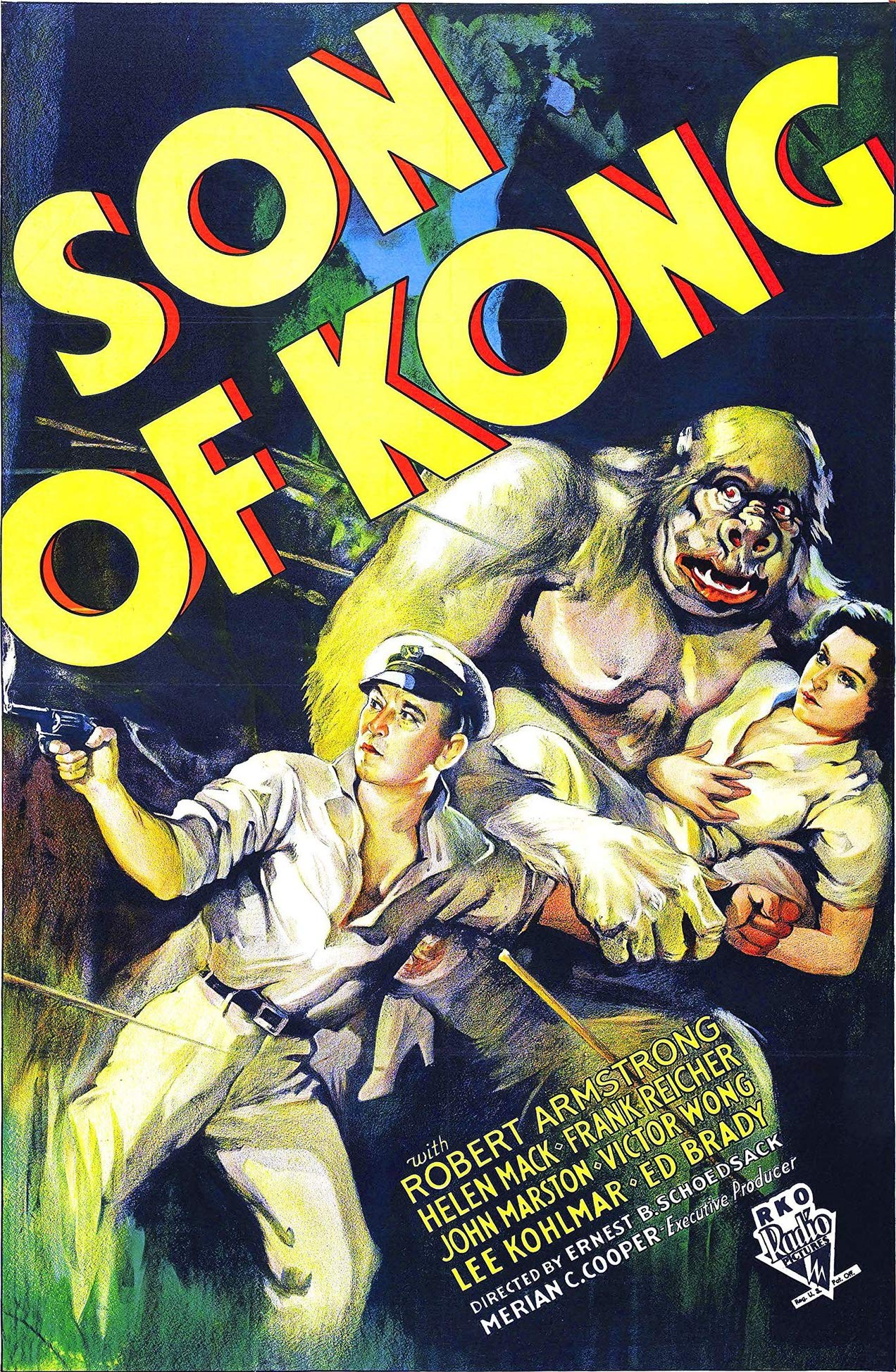 The Son of Kong (1933) Technical Specifications