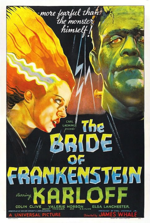 The Bride of Frankenstein (1935) Technical Specifications