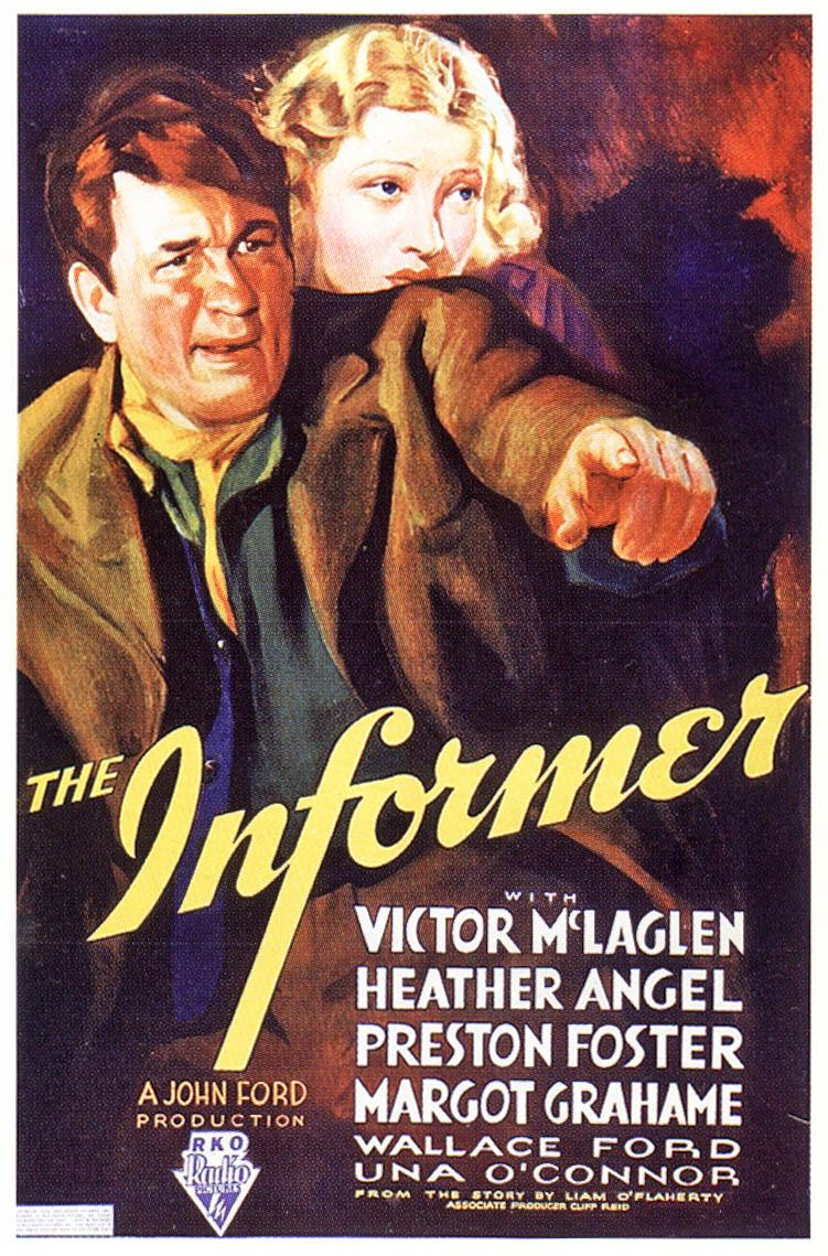 The Informer (1935) Technical Specifications