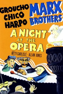 A Night at the Opera (1935) Technical Specifications