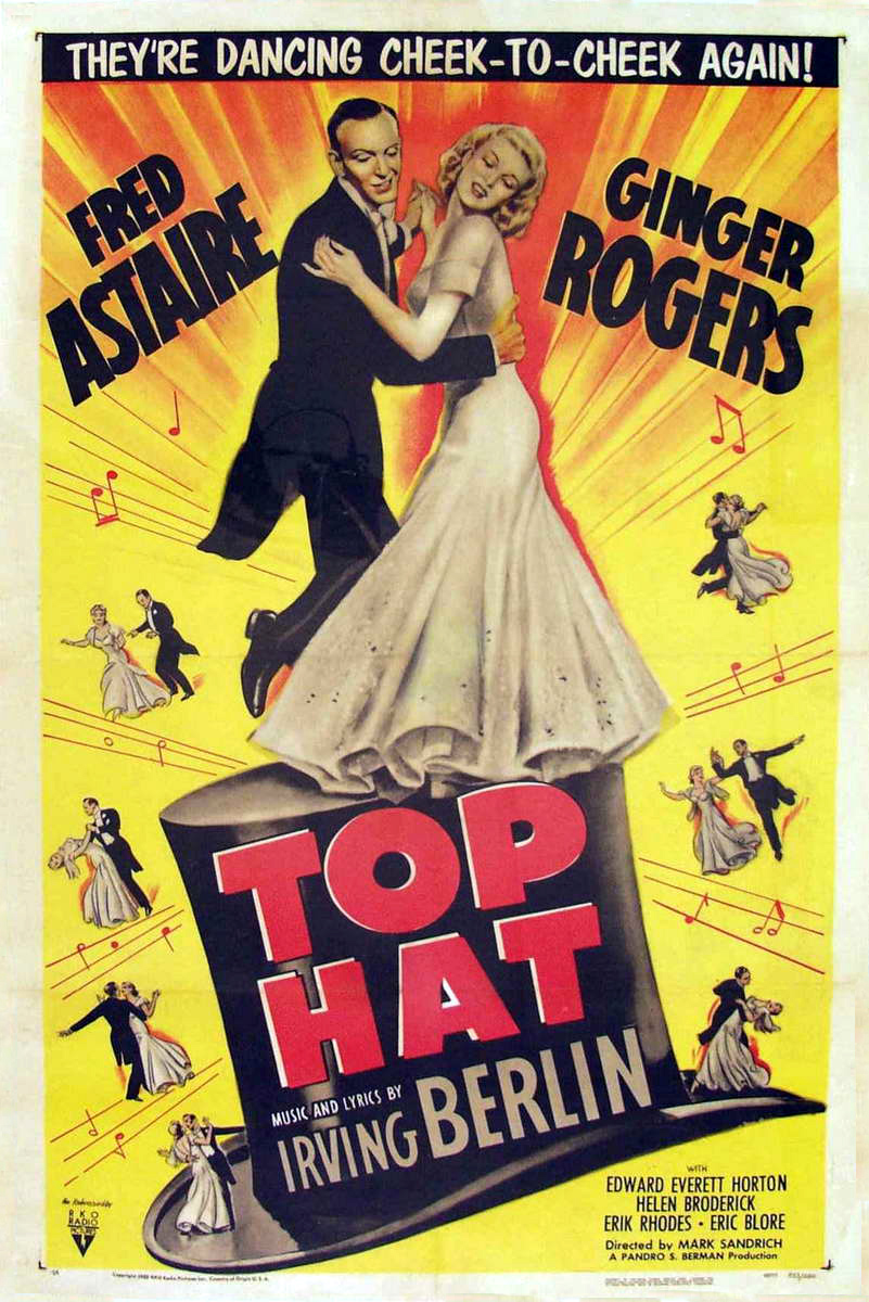 Top Hat (1935) Technical Specifications