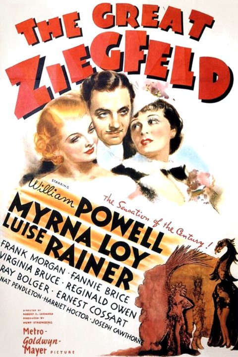 The Great Ziegfeld Technical Specifications