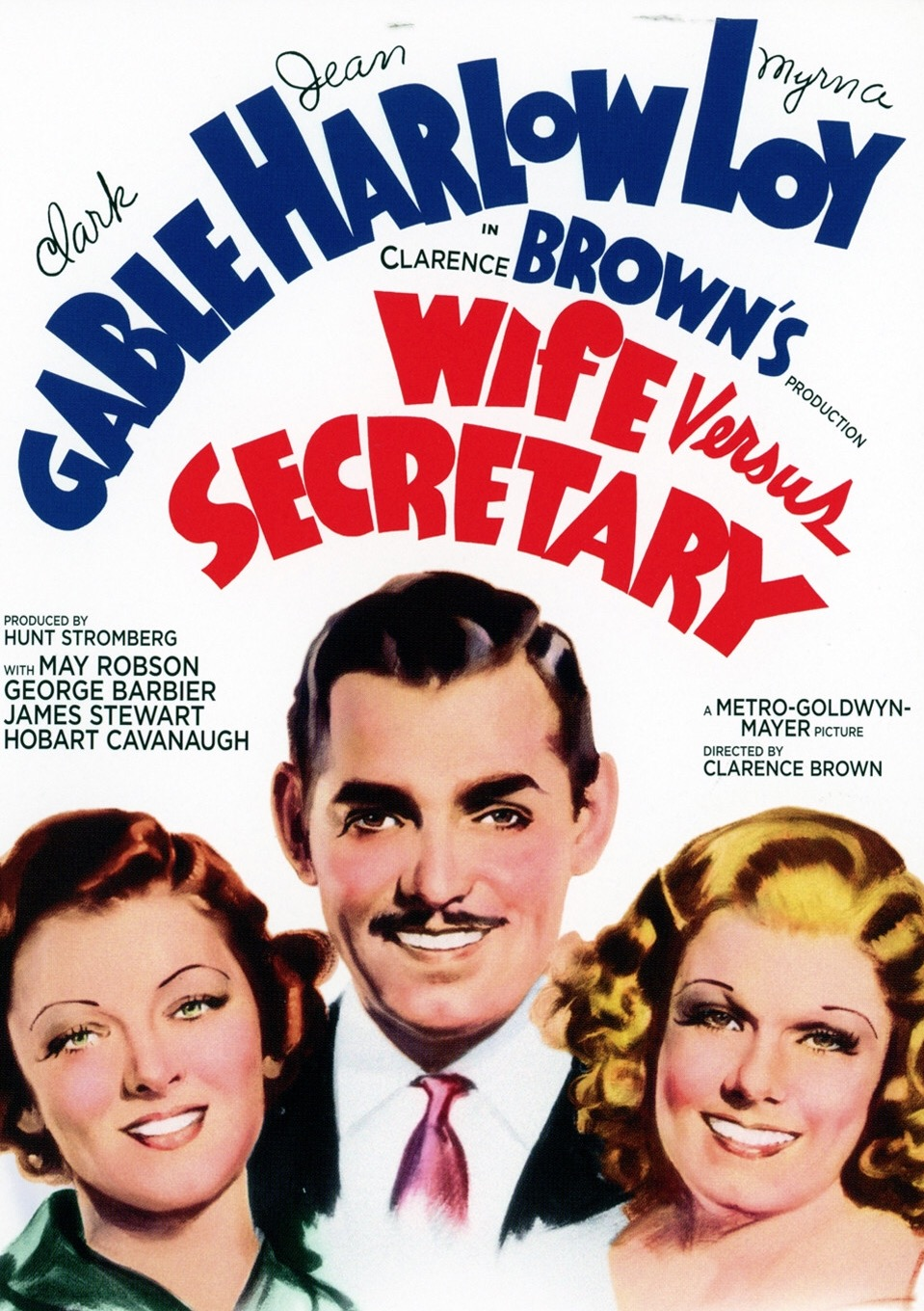 Wife vs. Secretary (1936) Technical Specifications