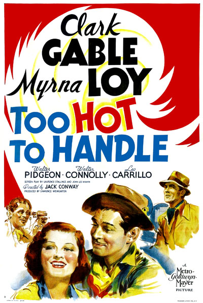 Too Hot to Handle (1938) Technical Specifications