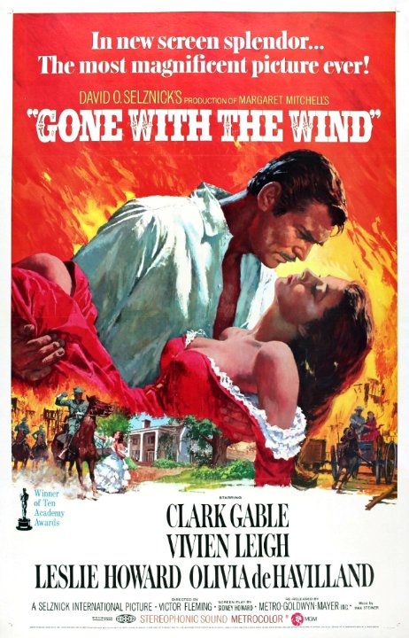 Gone with the Wind (1939) Technical Specifications