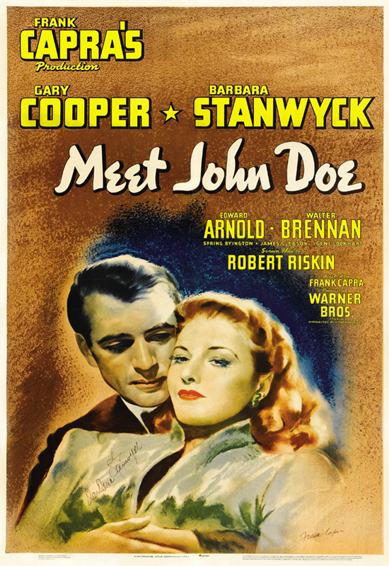 Meet John Doe (1941) Technical Specifications