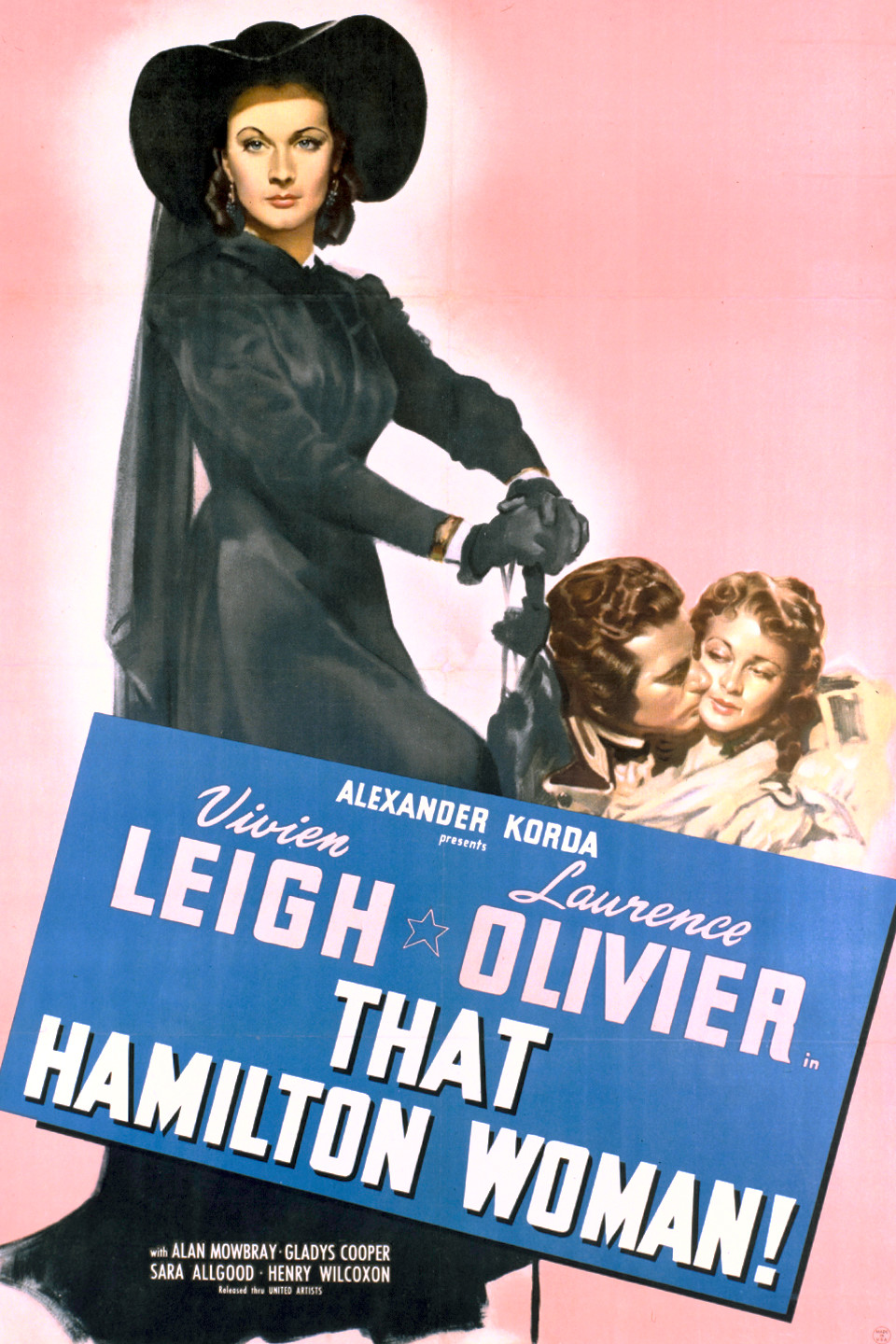 That Hamilton Woman (1941) Technical Specifications