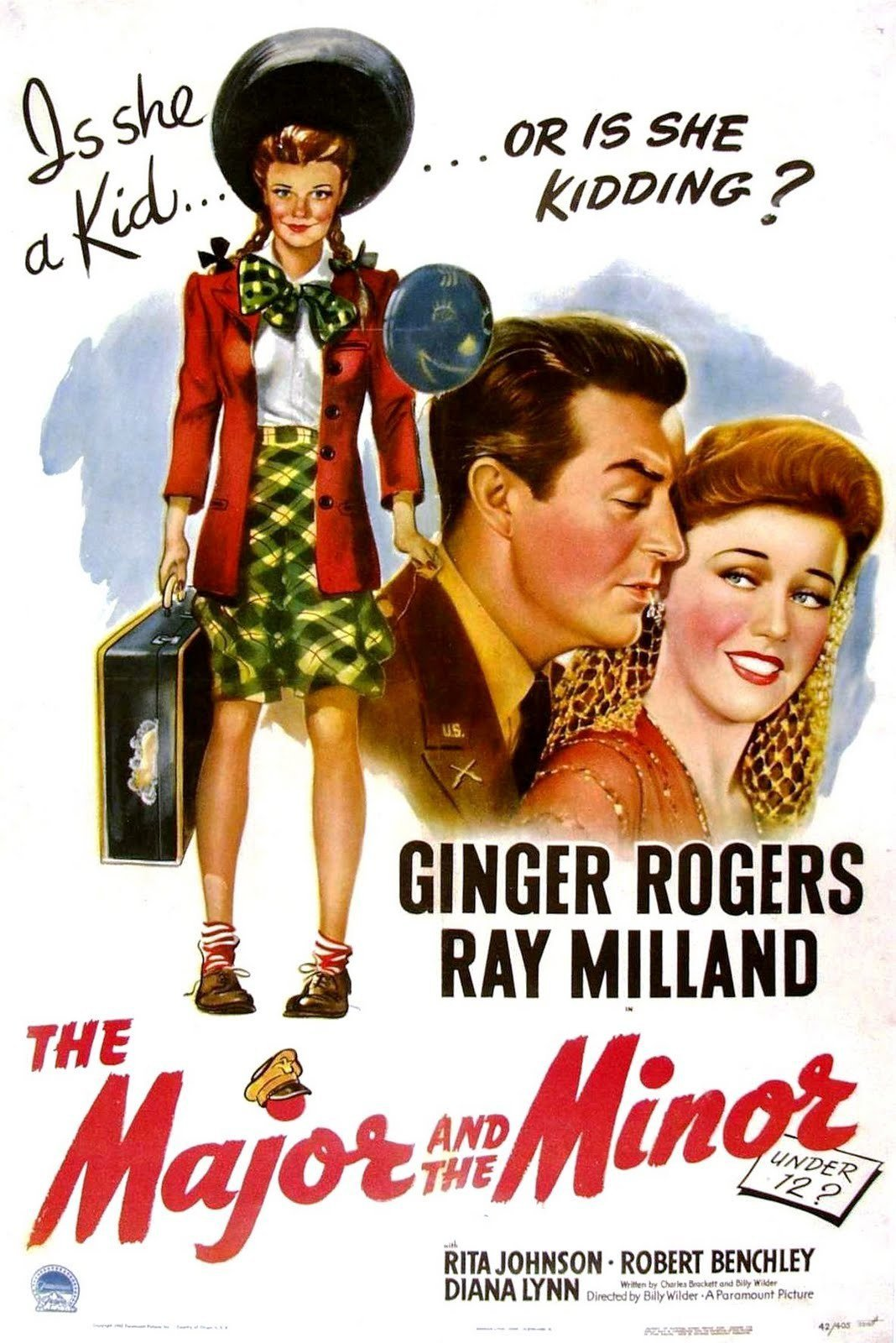 The Major and the Minor (1942) Technical Specifications