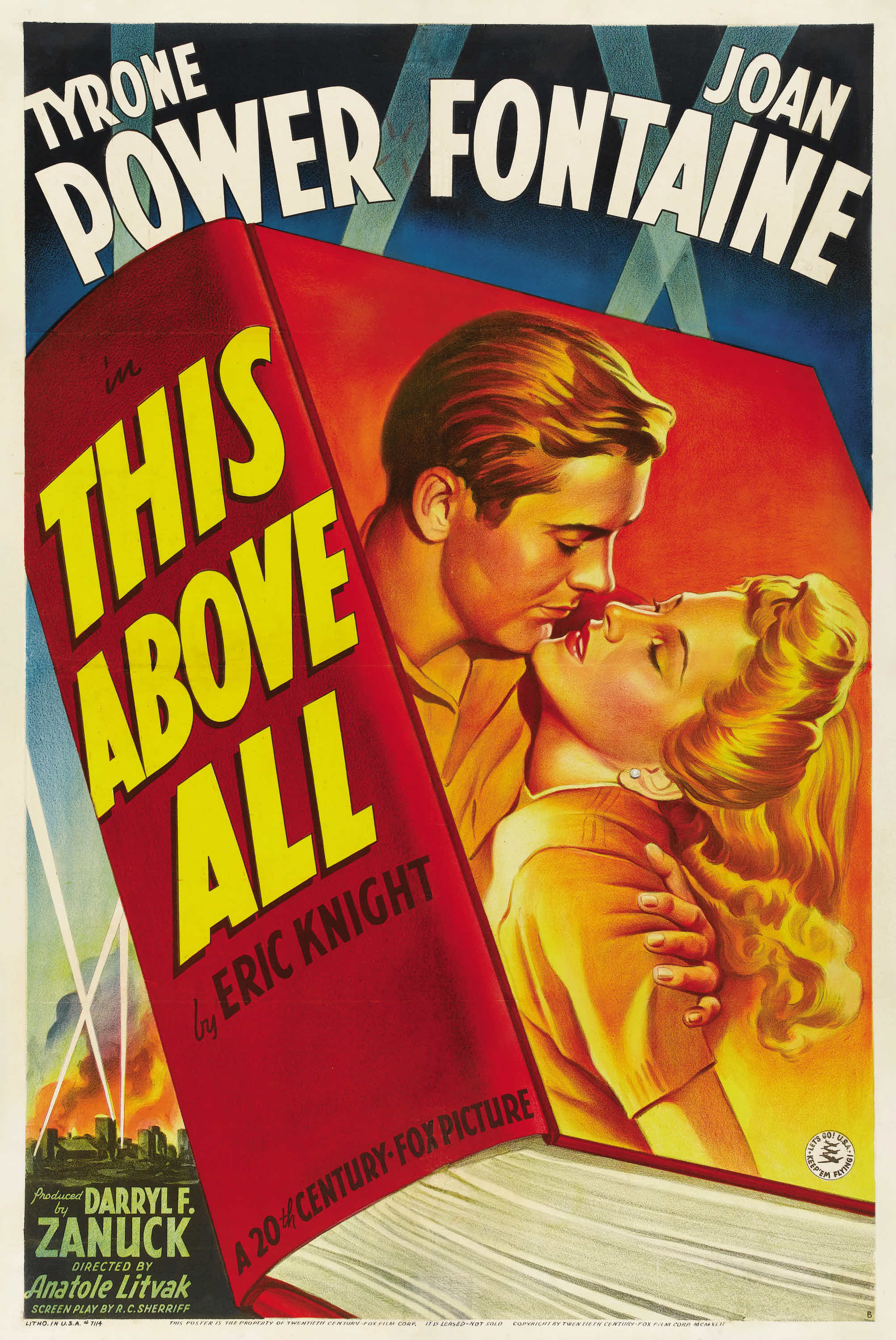 This Above All (1942) Technical Specifications