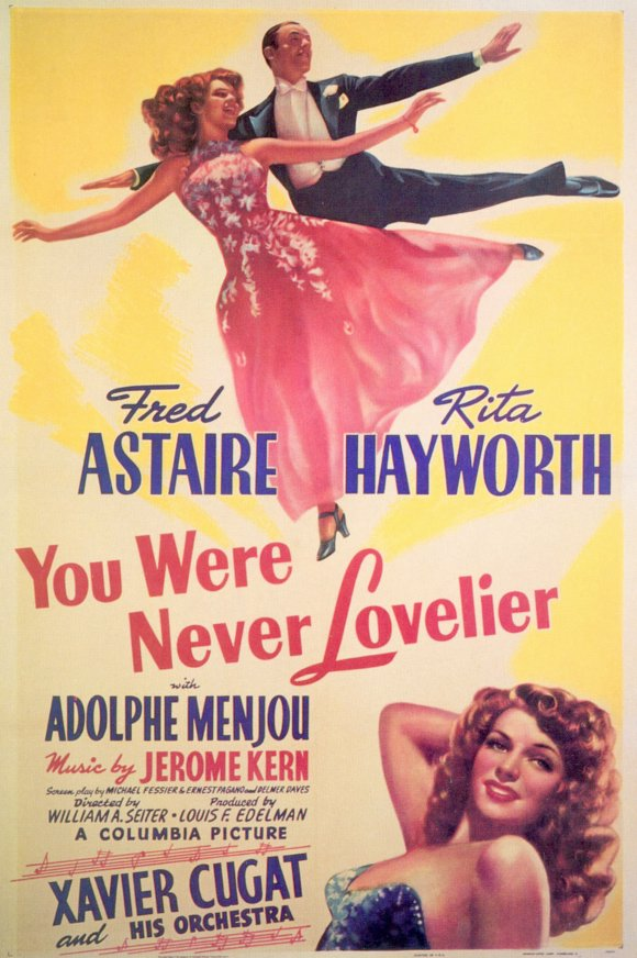 You Were Never Lovelier (1942) Technical Specifications