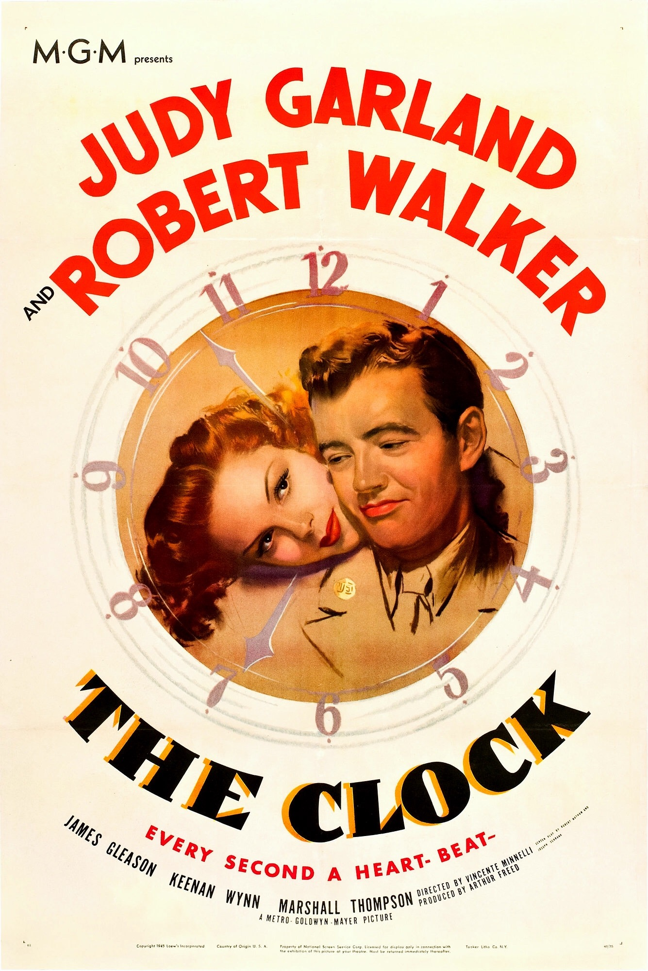 The Clock (1945) Technical Specifications