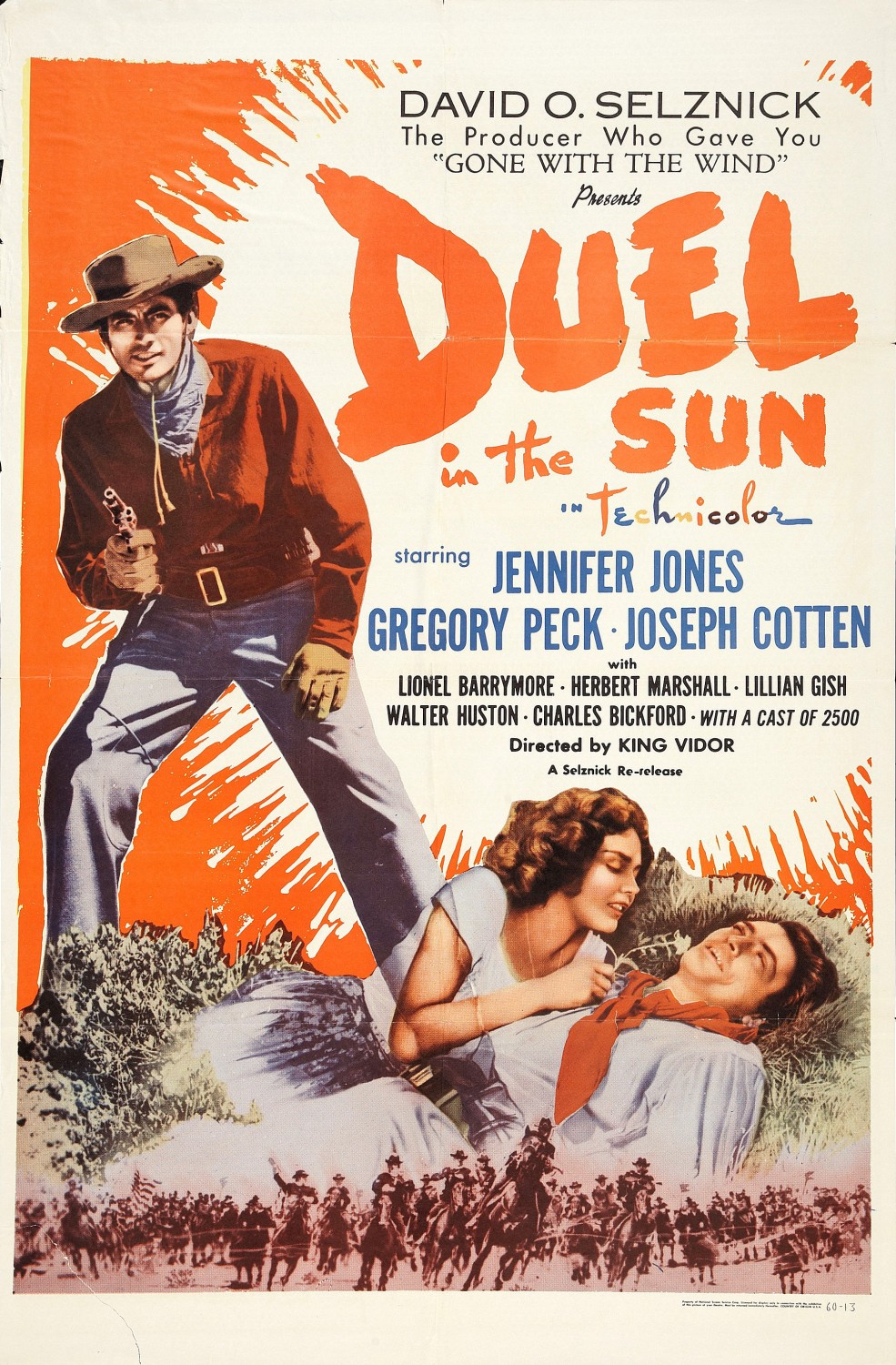 Duel in the Sun (1946) Technical Specifications