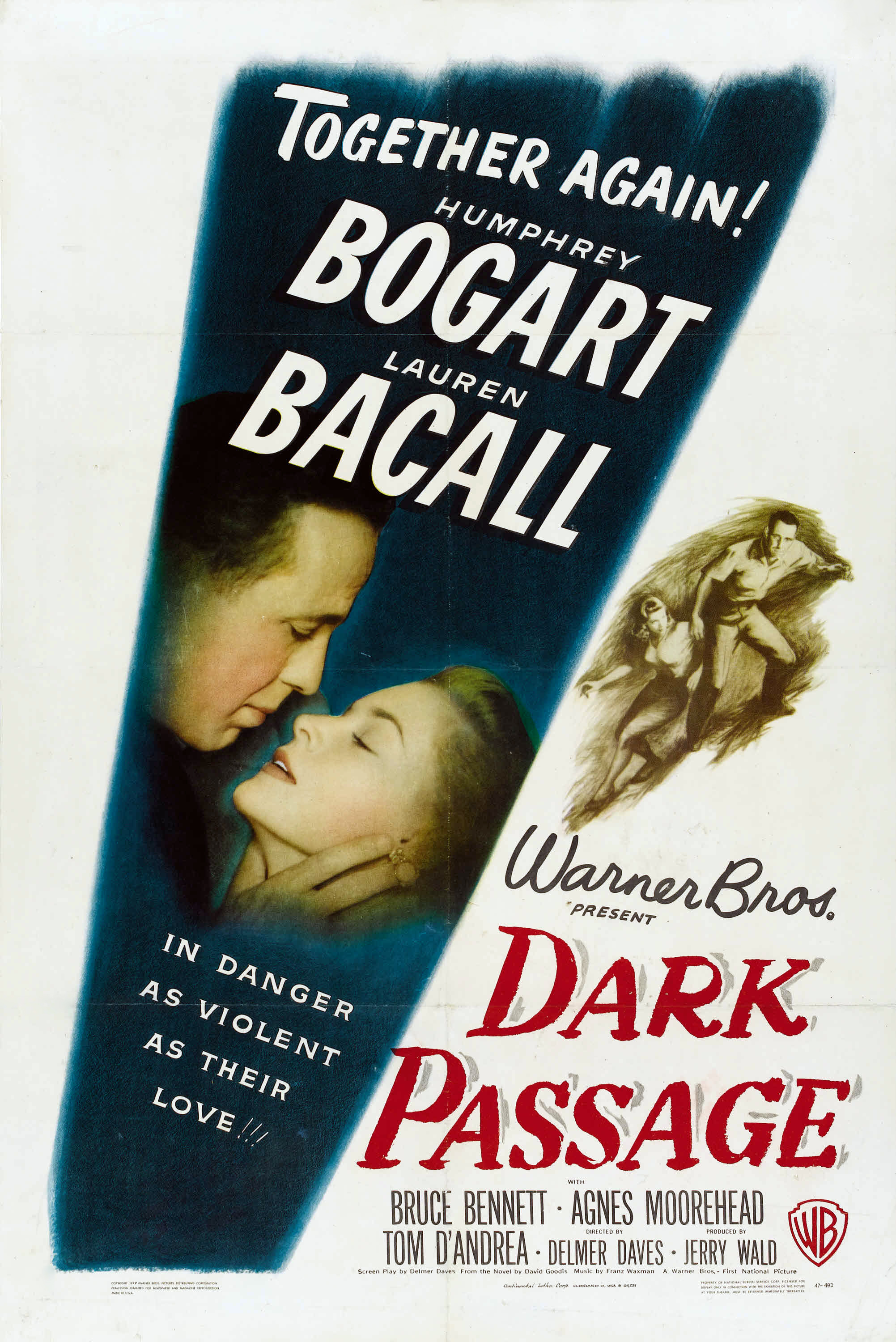 Dark Passage (1947) Technical Specifications