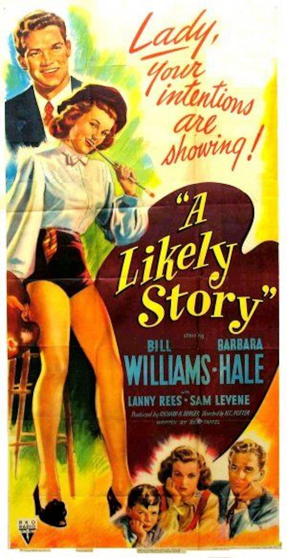 A Likely Story (1947) Technical Specifications