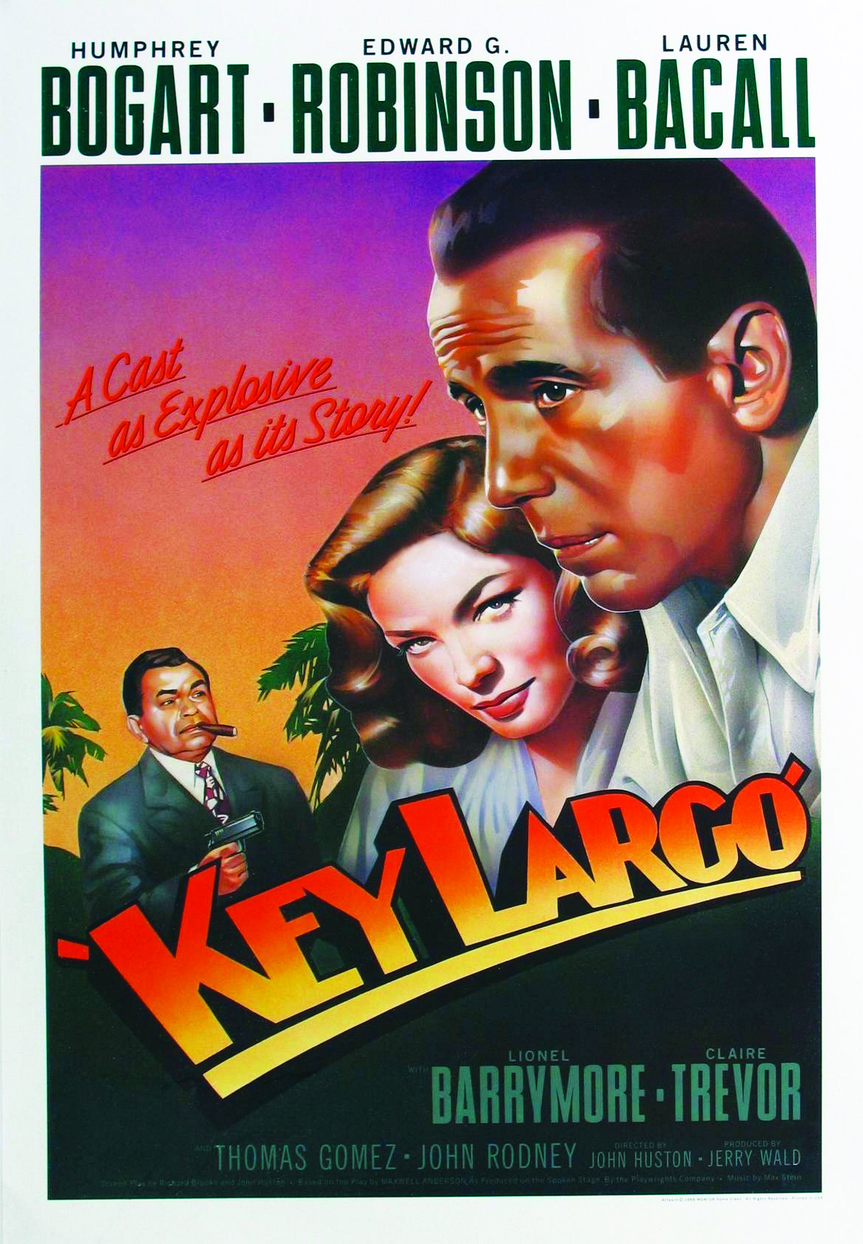 Key Largo (1948) Technical Specifications