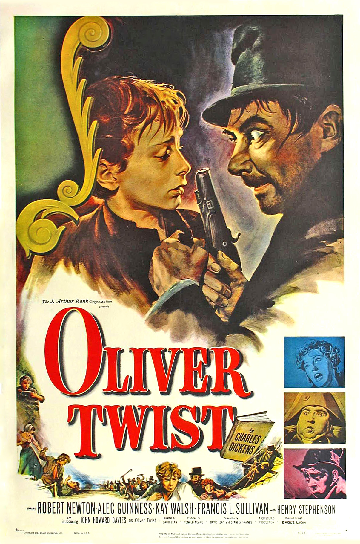 Oliver Twist (1948) Technical Specifications