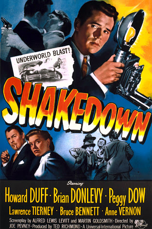 Shakedown (1950) Technical Specifications