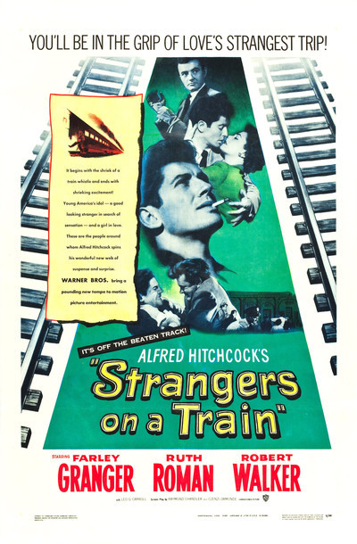 Strangers on a Train (1951) Technical Specifications