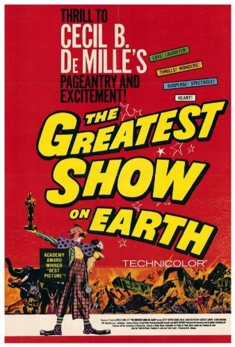 The Greatest Show on Earth Technical Specifications
