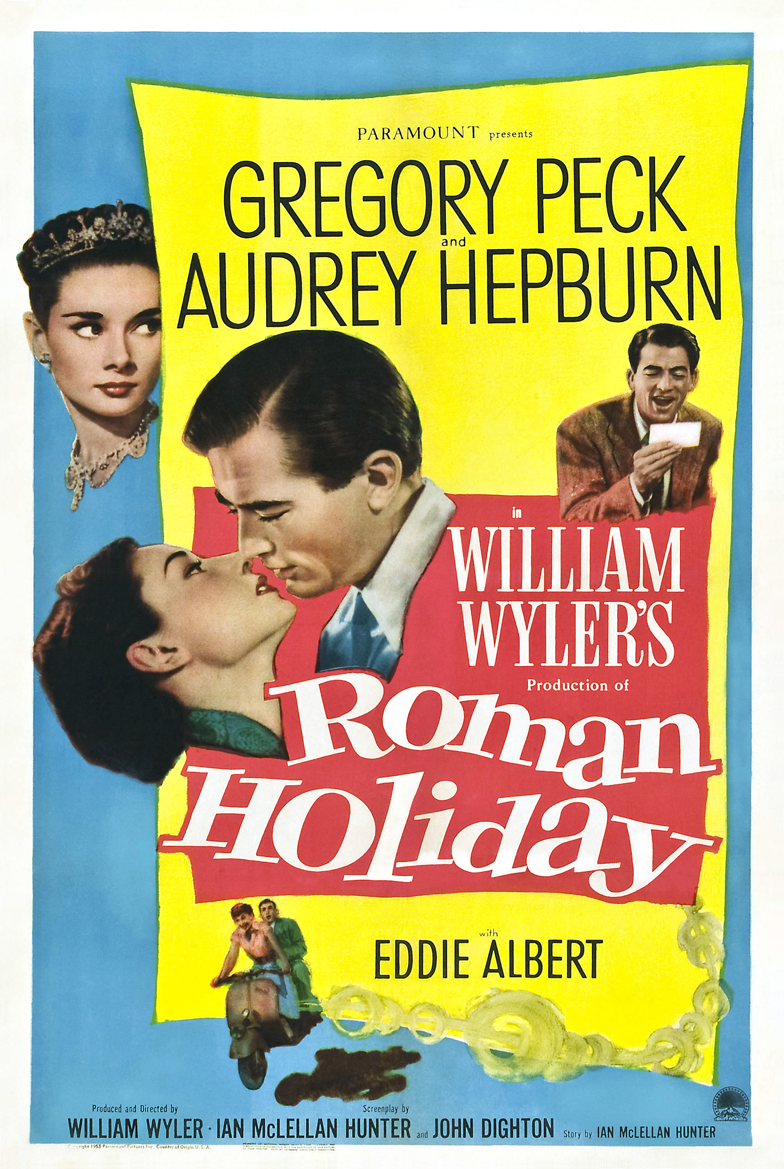 Roman Holiday (1953) Technical Specifications