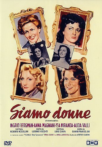 Siamo donne (1953) Technical Specifications