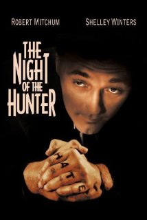 Image result for THE NIGHT OF THE HUNTER MOVIE