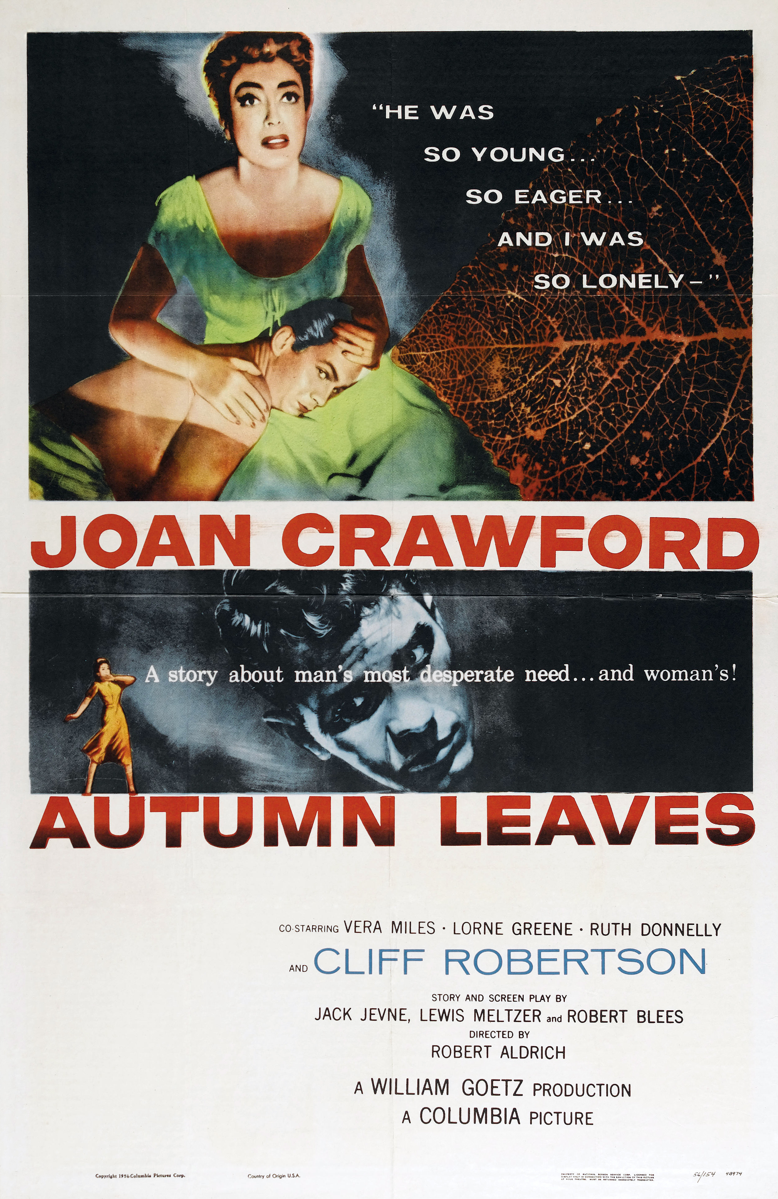 Autumn Leaves (1956) Technical Specifications
