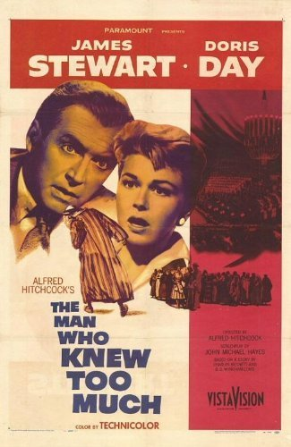 The Man Who Knew Too Much (1956) Technical Specifications