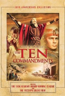 The Ten Commandments Technical Specifications