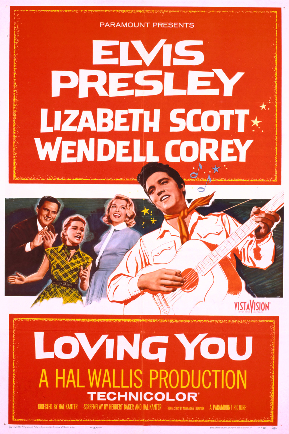 Loving You (1957) Technical Specifications