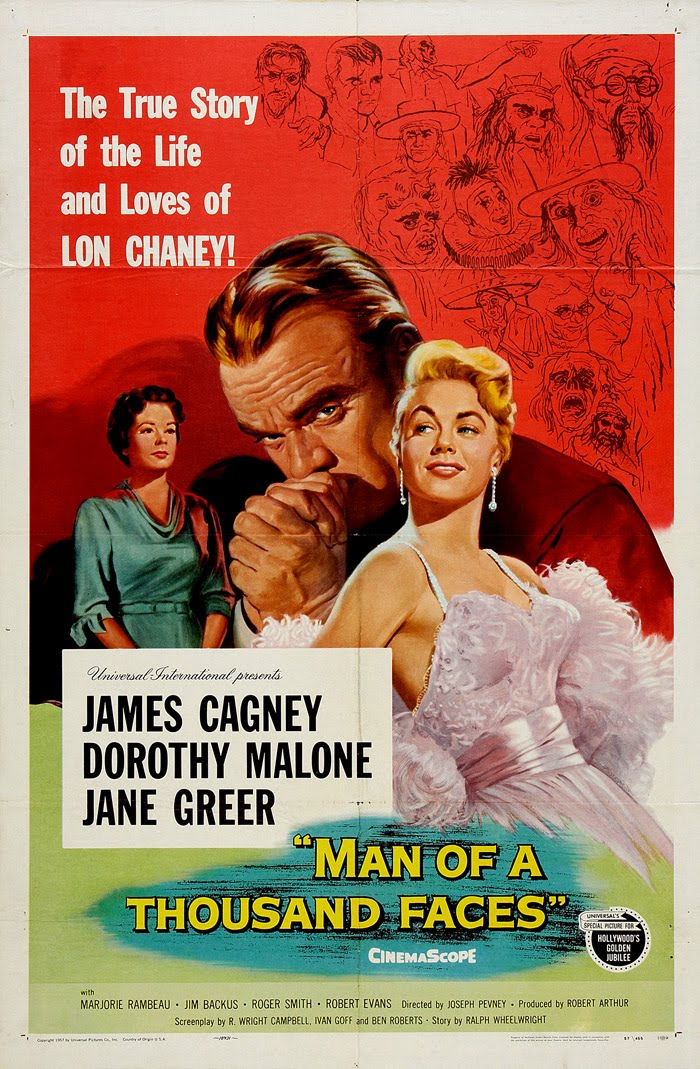 Man of a Thousand Faces (1957) Technical Specifications
