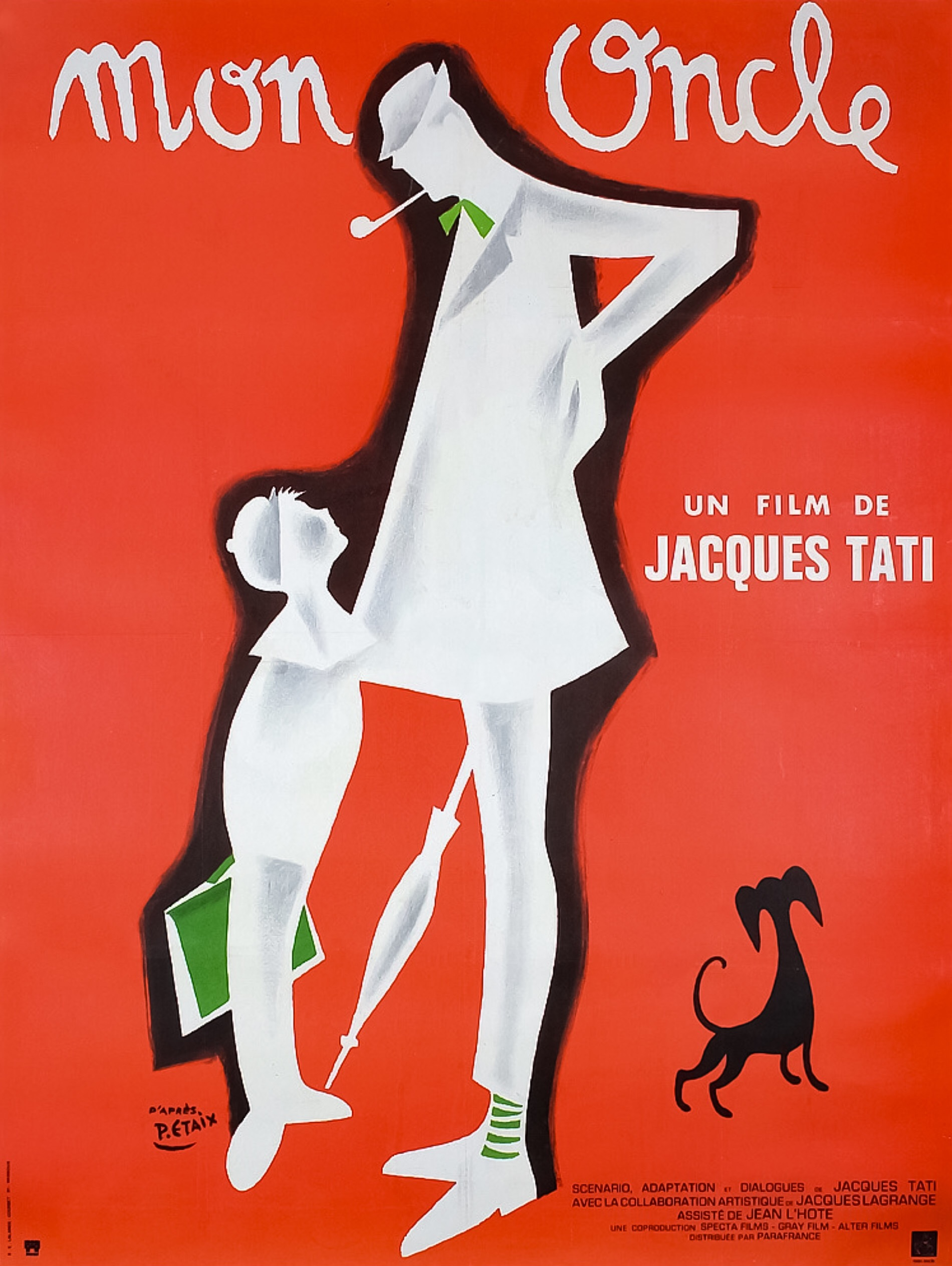 Mon Oncle (1958) Technical Specifications