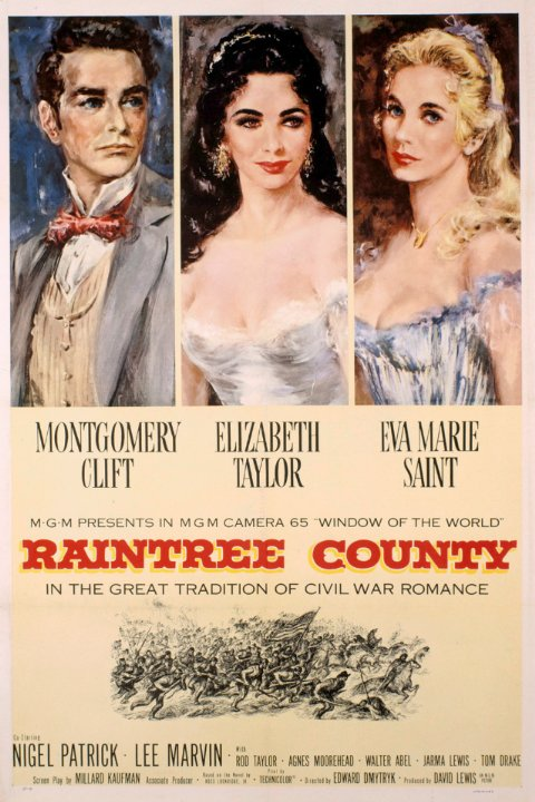 Raintree County (1957) Technical Specifications