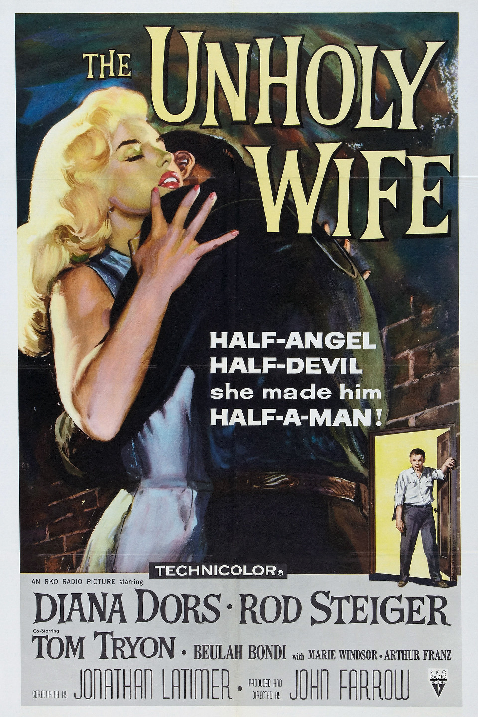 The Unholy Wife (1957) Technical Specifications