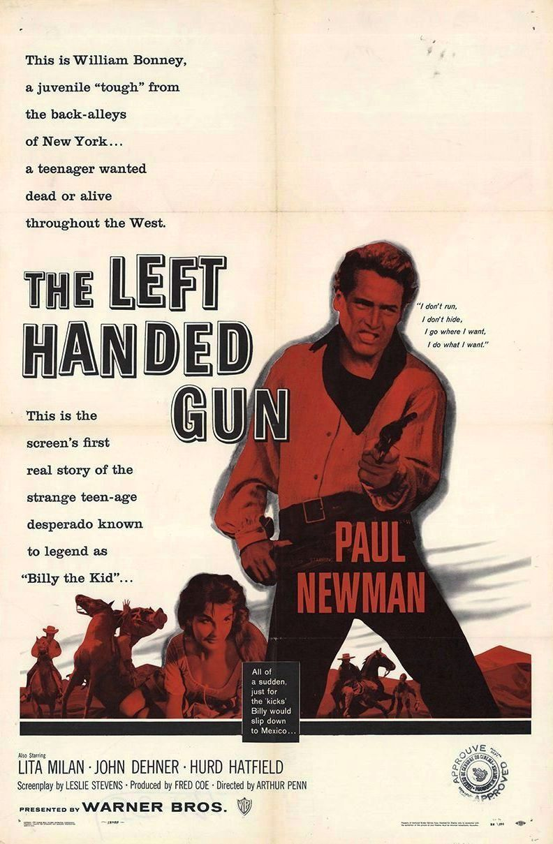 The Left Handed Gun (1958) Technical Specifications