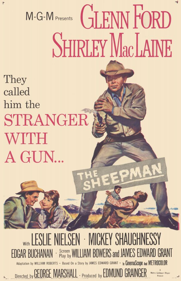 The Sheepman (1958) Technical Specifications