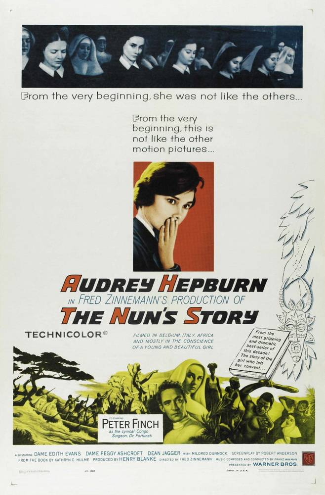 The Nun's Story (1959) Technical Specifications