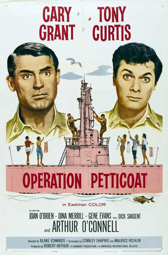 Operation Petticoat (1959) Technical Specifications